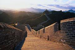 grande muraille du chine - Bernard Goldbach (CC BY 2.0)