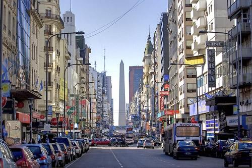 ville argentine